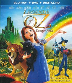 Legends Of Oz: Dorothy's Return (Blu-ray/DVD)