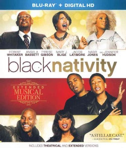 Black Nativity Extended Musical Edition (Blu-ray Disc)