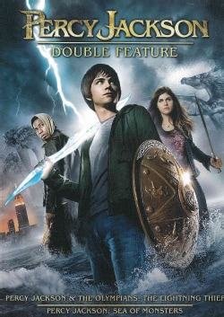 Percy Jackson Double Feature (DVD)