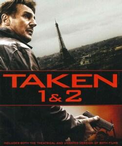 Taken/Taken 2 (Blu-ray Disc)