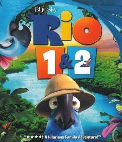 Rio/Rio 2 (Blu-ray Disc)