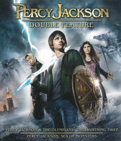 Percy Jackson Double Feature (Blu-ray Disc)