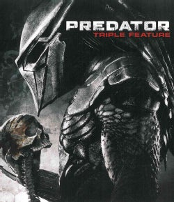 Predator Triple Feature (Blu-ray Disc)