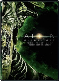 Alien Quadrilogy (DVD)