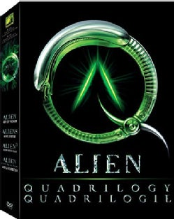 Alien Quadrilogy (Blu-ray Disc)