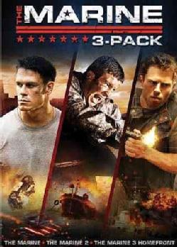 The Marine/The Marine 2/The Marine 3: Homefront (DVD)