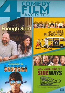 Enough Said/Little Miss Sunshine/The Way Way Back/Sideways (DVD)