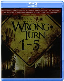Wrong Turn Collection (Blu-ray Disc)