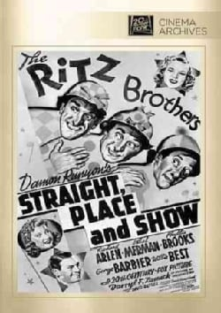 Straight Place And Show (DVD)