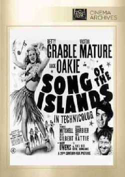 Song Of The Islands (DVD)
