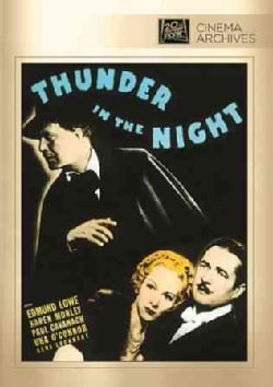 Thunder In The Night (DVD)