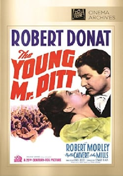 The Young Mr. Pitt (DVD)