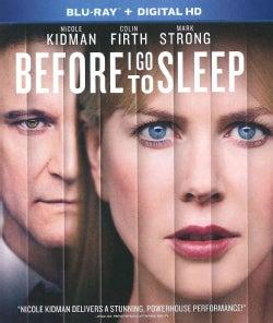 Before I Go To Sleep (Blu-ray Disc)