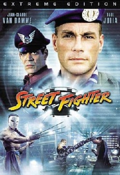 Street Fighter (Extreme Edition) (DVD)