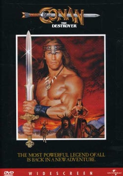 Conan The Destroyer (DVD)