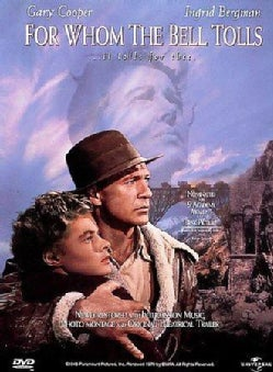 For Whom The Bell Tolls (DVD)