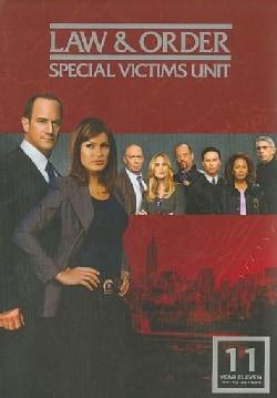 Law & Order: Special Victims Unit Season 11 (DVD)