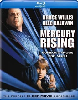 Mercury Rising (Blu-ray Disc)