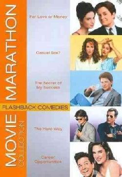 Flashback Comedies Movie Marathon Collection (DVD)