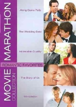 Romantic Favorites Movie Marathon Collection (DVD)