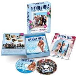 Mamma Mia!: The Movie Gimme! Gimme! Gimme! Gift Set (Blu-ray Disc)