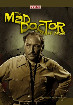 The Mad Doctor Of Market Street (DVD)