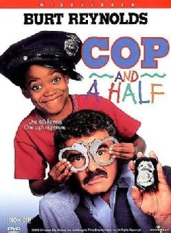 Cop And A Half (DVD)