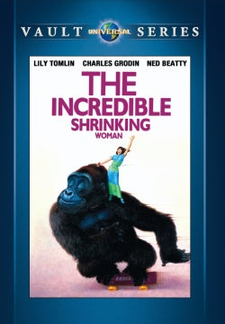 The Incredible Shrinking Woman (DVD)