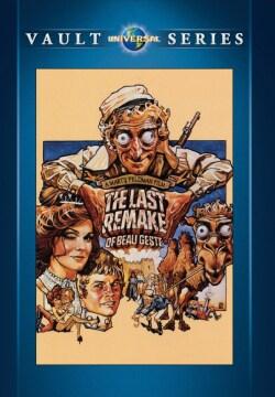 The Last Remake of Beau Geste (DVD)