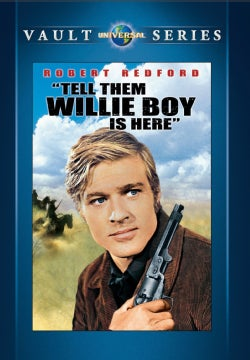 Tell Them Willie Boy is Here (DVD)