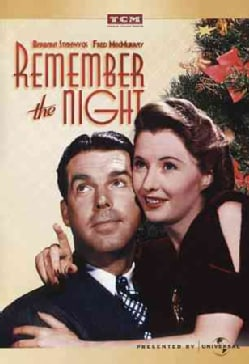 Remember The Night (DVD)