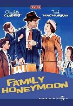 Family Honeymoon (DVD)