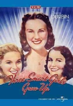 Three Smart Girls Grow Up (DVD)