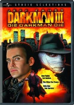 Darkman III: Die Darkman Die (DVD)