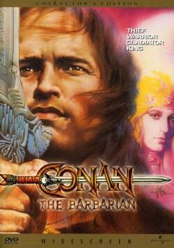 Conan The Barbarian (Collector's Edition) (DVD)