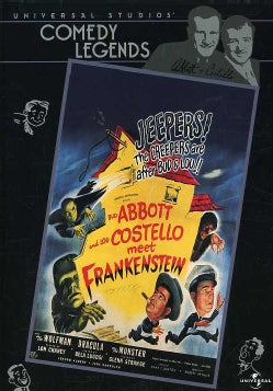 Abbott & Costello Meet Frankenstein (DVD)