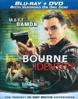 The Bourne Identity (Blu-ray/DVD)