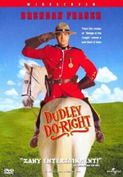 Dudley Do-Right (DVD)