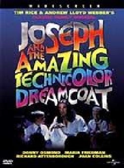 Joseph And The Amazing Technicolor Dreamcoat (DVD)