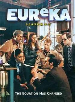 Eureka: Season 4.0 (DVD)