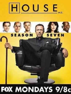 House: Season Seven (DVD)