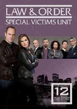 Law & Order: Special Victims Unit Season 12 (Blu-ray Disc)
