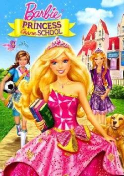 Barbie: Princess Charm School (DVD)