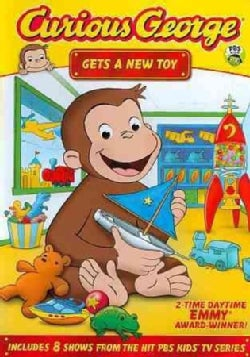 Curious George: Gets A New Toy (DVD)