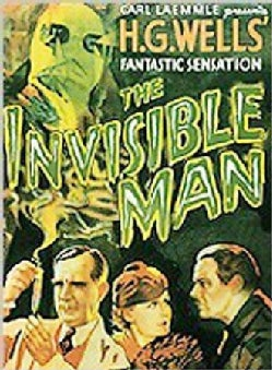 Invisible Man (DVD)