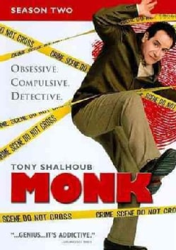 Monk: Season Two (DVD)