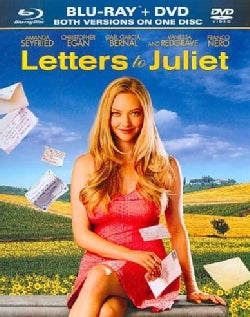 Letters To Juliet (Blu-ray/DVD)