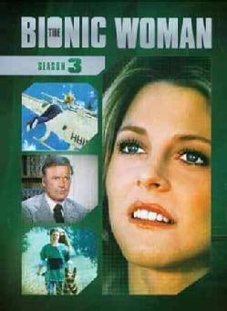 Bionic Woman: Season Three (DVD)