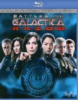 Battlestar Galactica: Razor (Blu-ray Disc)