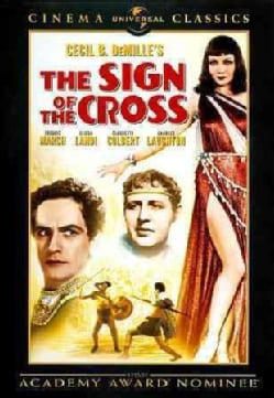 The Sign Of The Cross (DVD)
